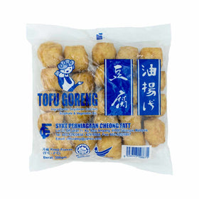 CF Fried Tofu Puff (Round)