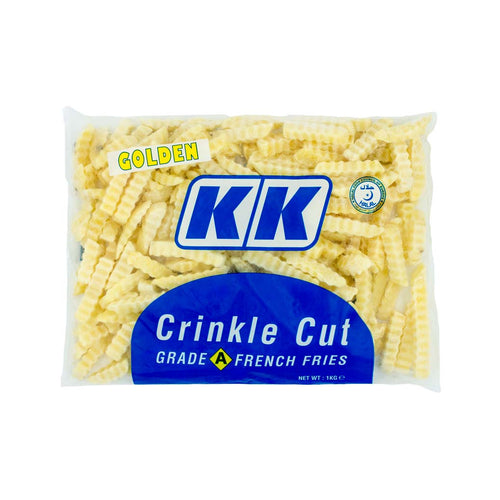 KK Crinkle Cut French Fries