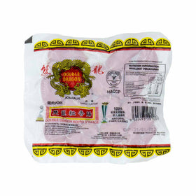 Double Dragon Taiwan Round Sausage Garlic Flavour