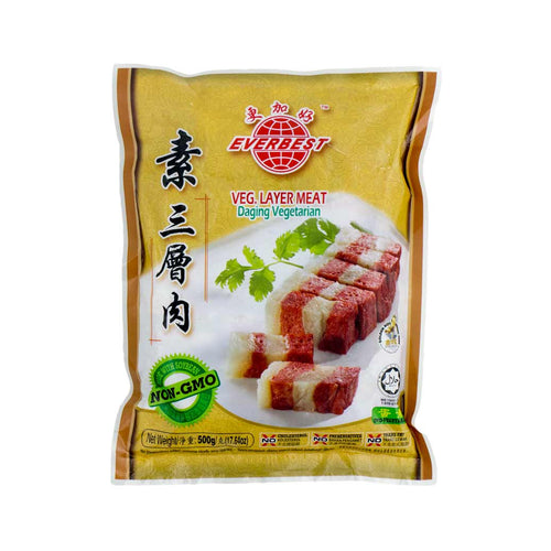 Everbest Veg. Layer Meat