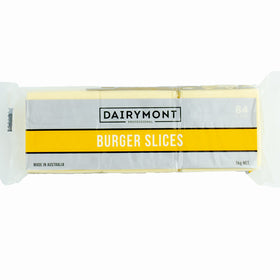 Dairymont Burger Slices (Cheddar Cheese)