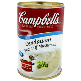 Campbell's Cream of Mushroom Condensed Soup 420g