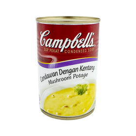 Campbell's Mushroom Potage Condensed Soup