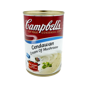 Campbell's Cream of Mushroom Condensed Soup 290g