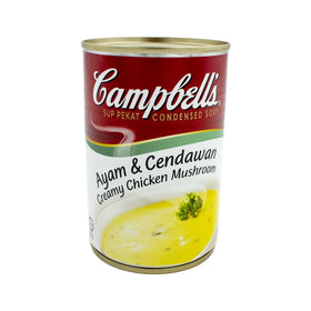 Campbell's Creamy Chicken Mushroom Condensed Soup