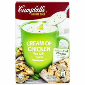 Campbell's Cream of Chicken Minute Soup
