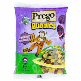 Prego Buddies Space Shaped Pasta