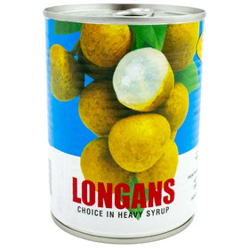 TLC Longans In Syrup