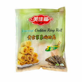 Mikarfu Seaweed Golden Ring Roll