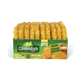 Cavendish Hash Brown Patties