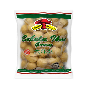 Mushroom's Big Chilled Fried Fish Ball 2.3kg