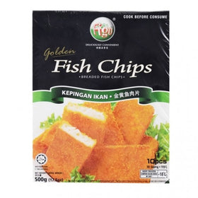 Figo Golden Fish Chip