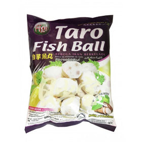 Figo Yam Fish Ball