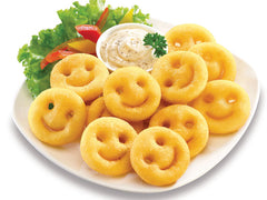 McCain Smiles Potatoes