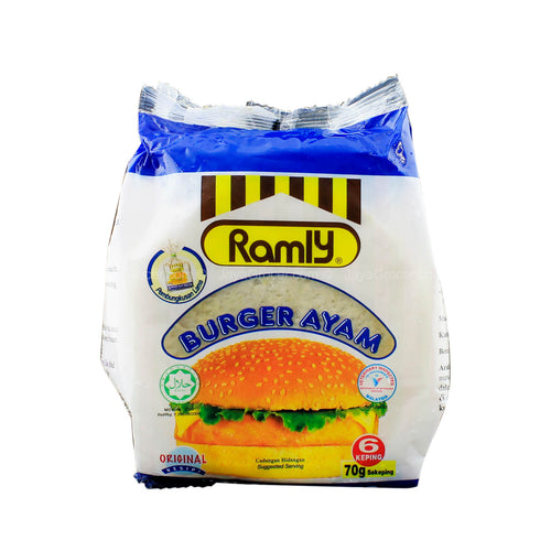 Ramly Chicken Burger (L)