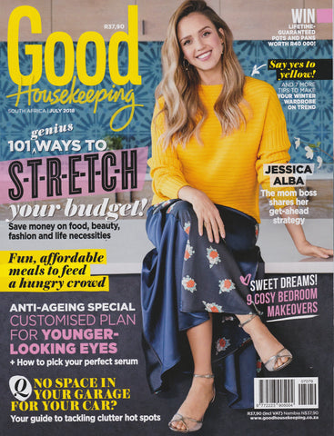 Good Housekeeping July 2018