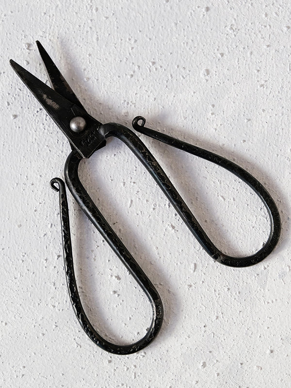 Iron Flower and Herb Scissors