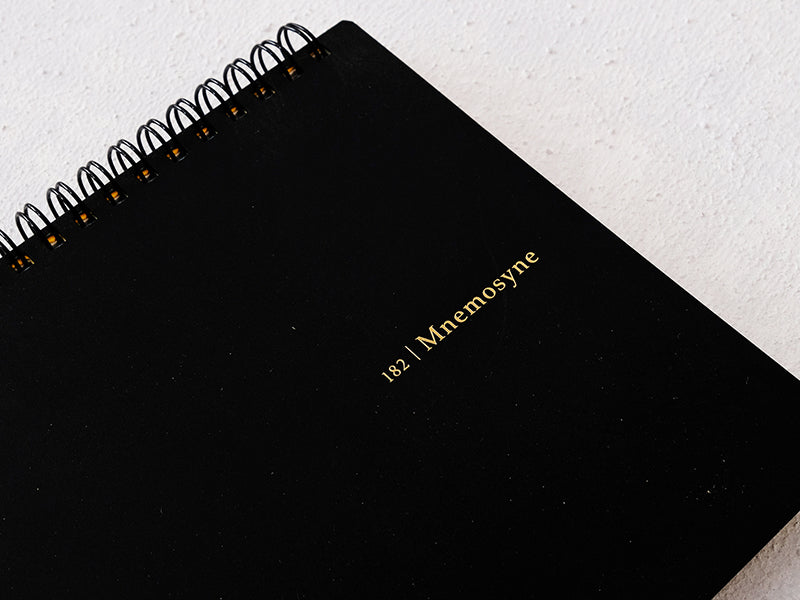 Mnemosyne Creative Style Notebook (A5)