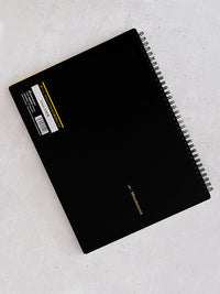 Mnemosyne Creative Style Notebook (A4)
