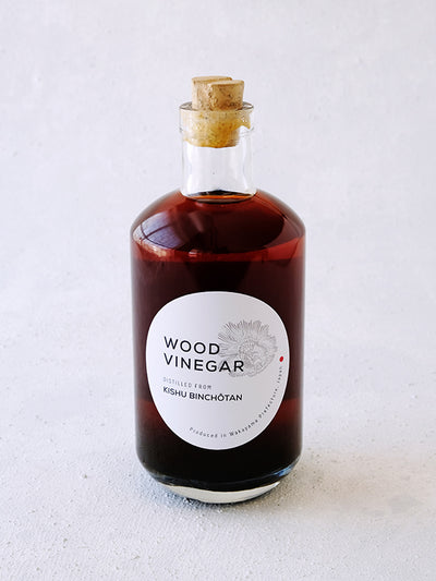 Wood Vinegar (500ml)