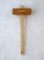 Drum Style Wooden Mallet (42mm)