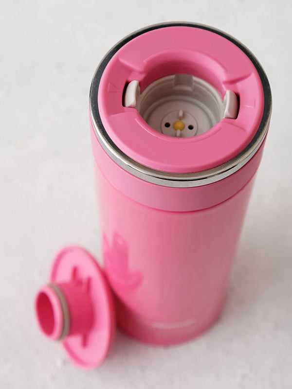 Stainless Vacuum Flask (Screwtop - 480ml)