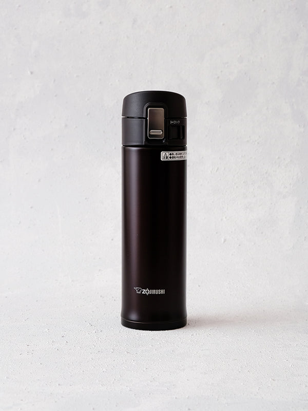 Stainless Vacuum Flask (Fliptop - 480ml)