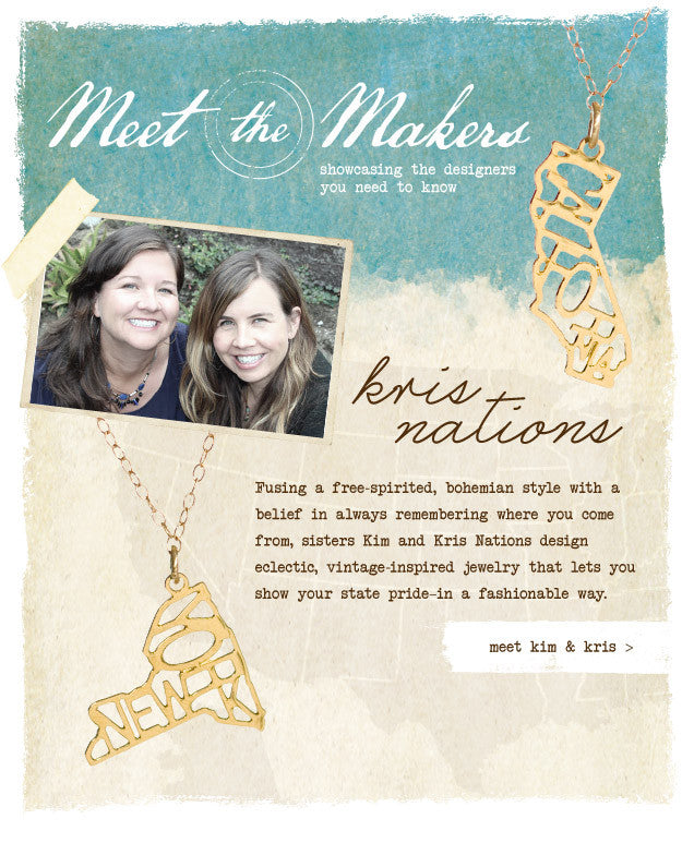 Meet Sisters behind Kris Nations Jewelry Brand