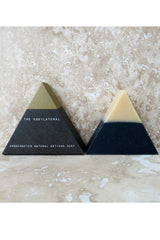 Bar Soap Brooklyn  Equilateral Soap Black and Gold