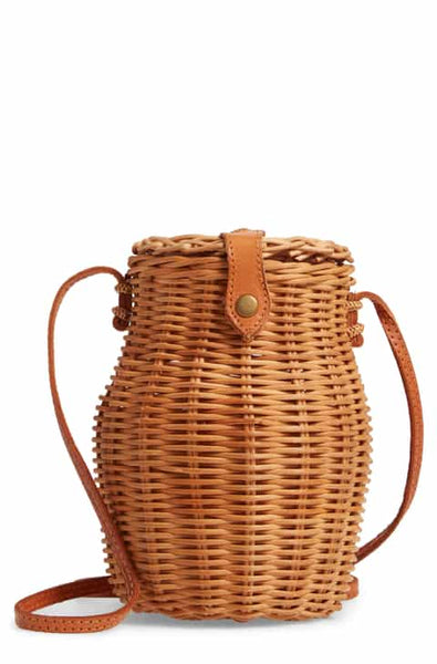 Raja Rattan Backpack