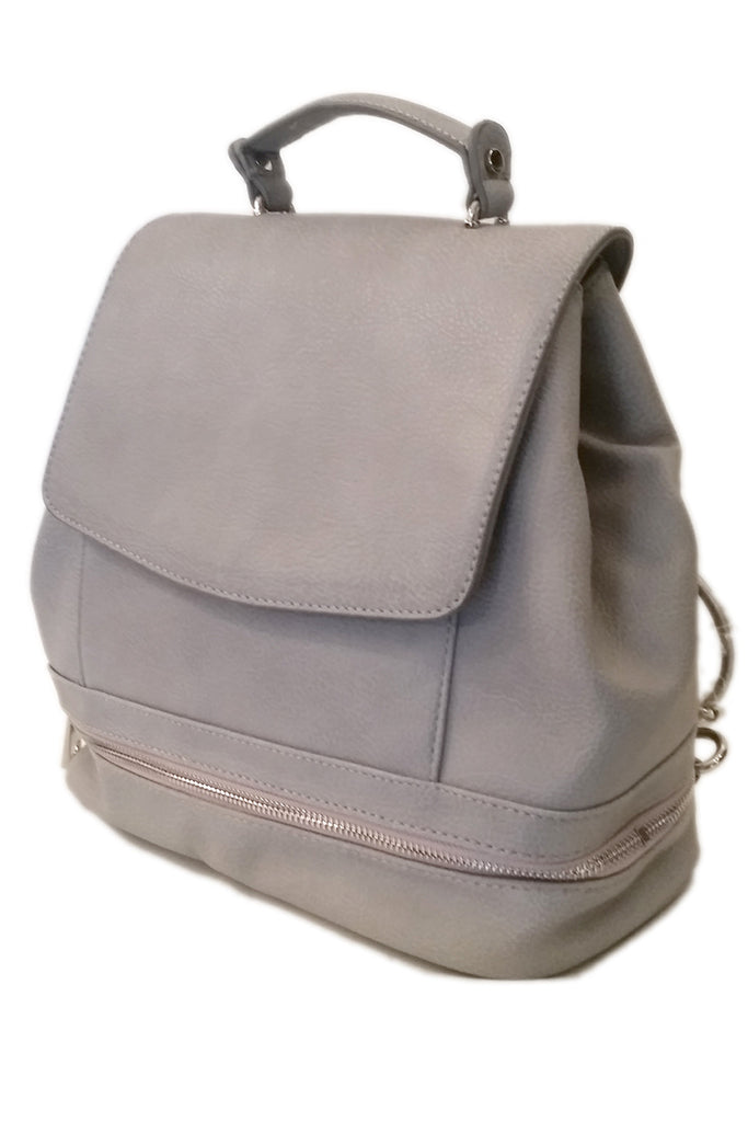 Gray Backpack