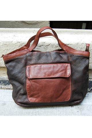Felipe Leather Bag