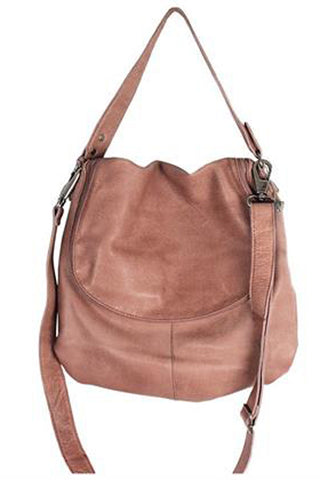 Mercer Leather Bag
