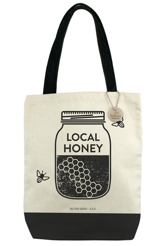 Local Honey Tote
