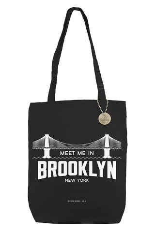 Meet Me In Brooklyn Tote
