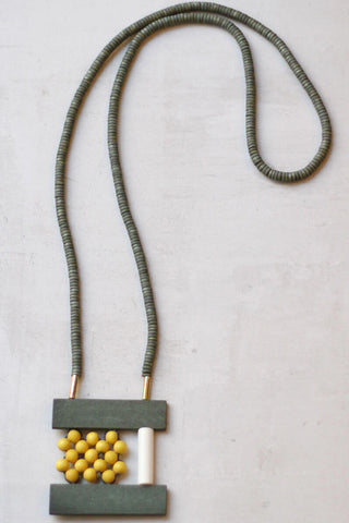 Green Effie Necklace