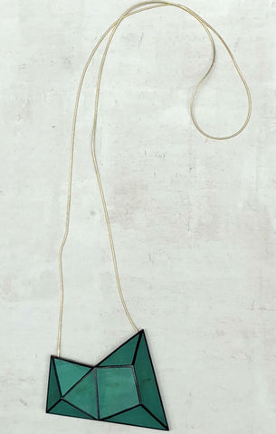 Green Cadence Necklace