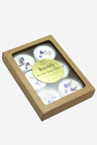 Serenity Tea Lights