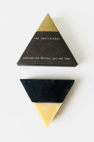 The Equilateral Soap: Black Gold
