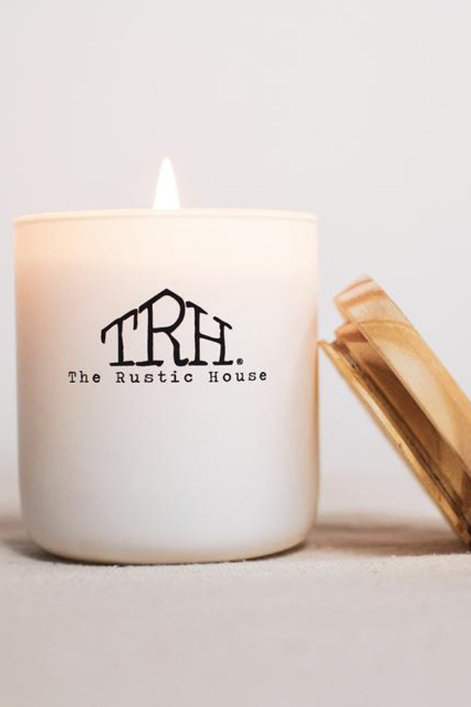 The Rustic House Candle 8oz.