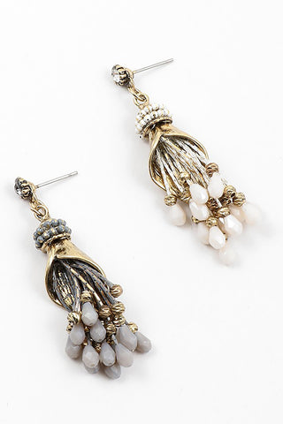 Alicia Tassel Earrings