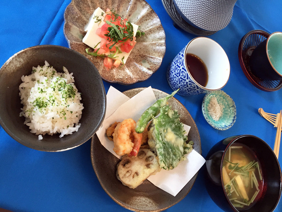 Enjoy authentic Japanese food at home