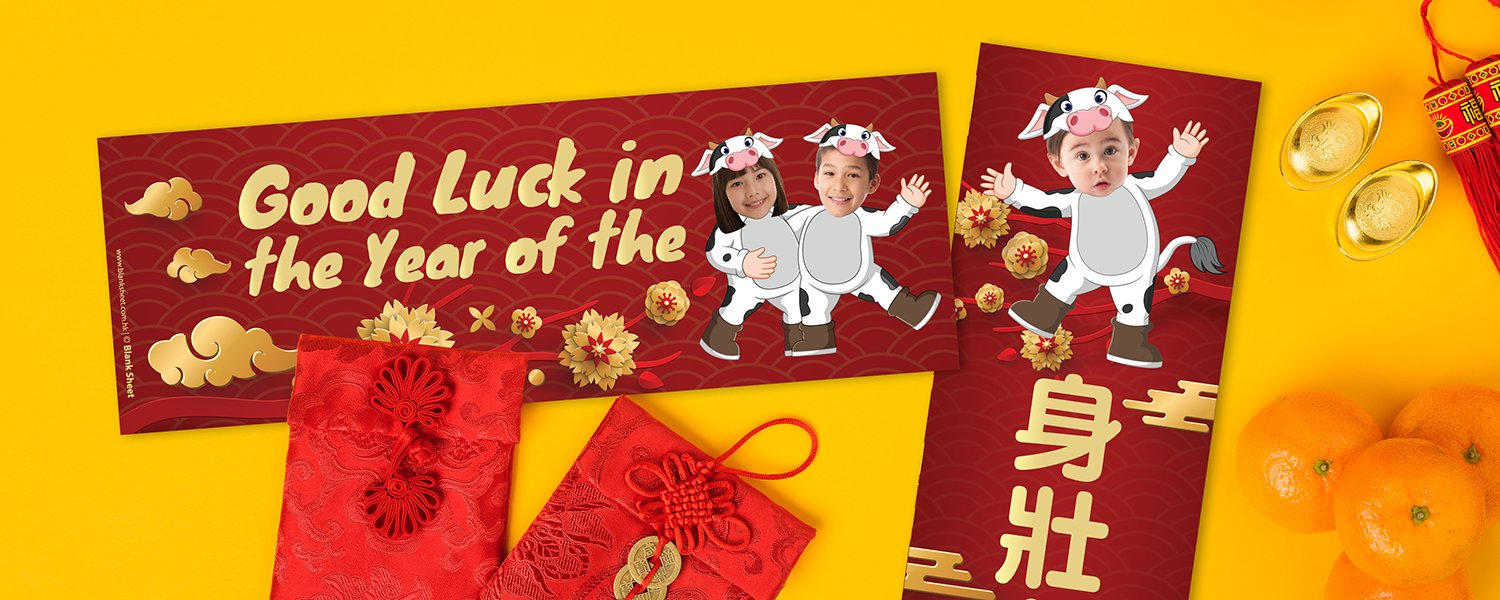 Chinese New Year Banners 揮春