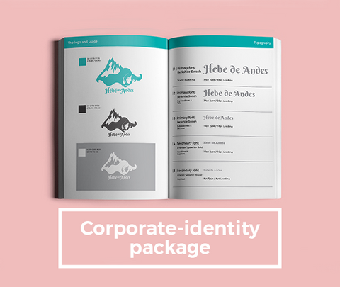 Corporate-identity package