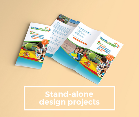 Stand-alone design projects