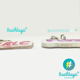 3D Handwriting | Personalized Pet ID Tags For Dogs & Cats | Blank Sheet