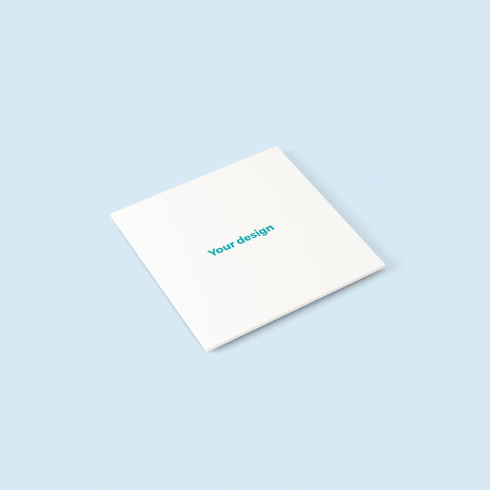 "Print Your Own Design | 6""x6"" Cards 