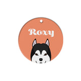 Alaskan Malamute | Best in Breed Bashtags® | Personalized Dog Tags by Blank Sheet