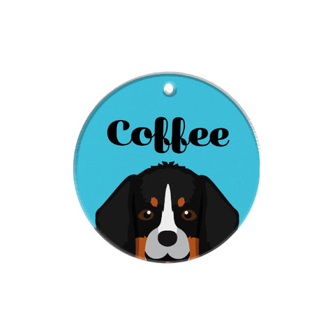 Bernese Mountain Dog | Personalized Dog Tags by Blank Sheet
