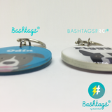 Bashtags® and BashtagsPRO® comparison | Blank Sheet
